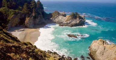 美西海岸1号公路房车自驾,畅玩加州阳光