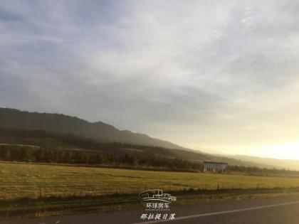 日落的美好 - 房车旅途正在进行